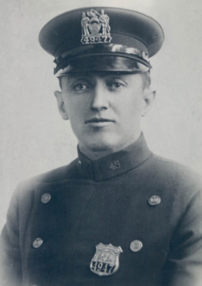 Patrolman Walter J. Webb | New York City Police Department, New York