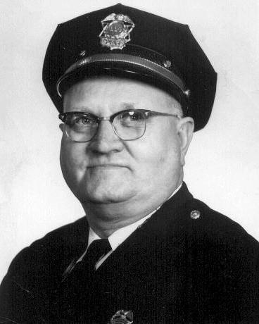 Officer John G. Wedding | Connersville Police Department, Indiana