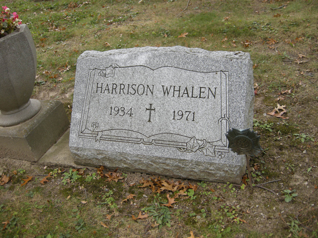 Correctional Officer Harrison William  Whalen   New York State Department of Correctional Services, New York