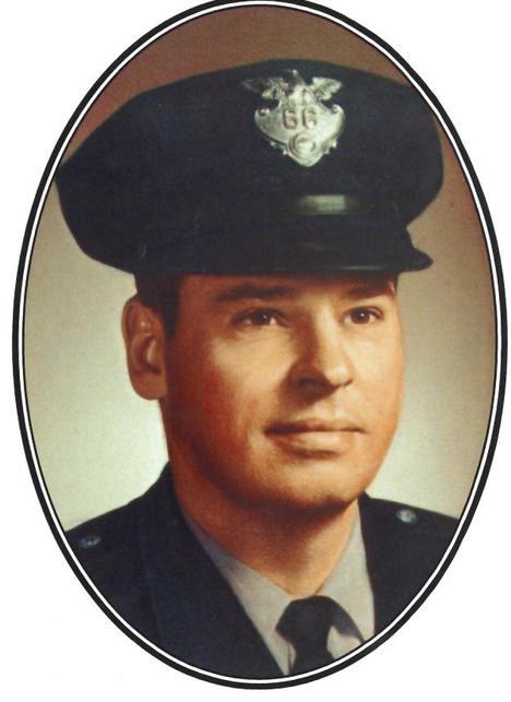 Patrolman James Reiter Bailey | Wheeling Police Department, West Virginia
