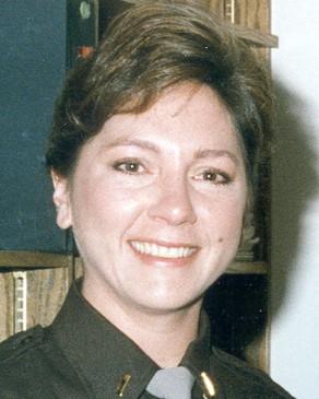 Lieutenant Cecilia M. Cipriani-Benefiel   El Paso County Sheriff's Office, Colorado