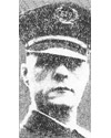 Police Officer Harry E. S. Williams   Seattle Police Department, Washington