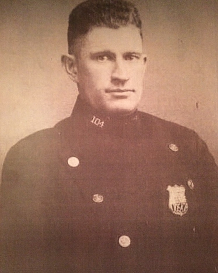 Patrolman James R. Baker | New York City Police Department, New York
