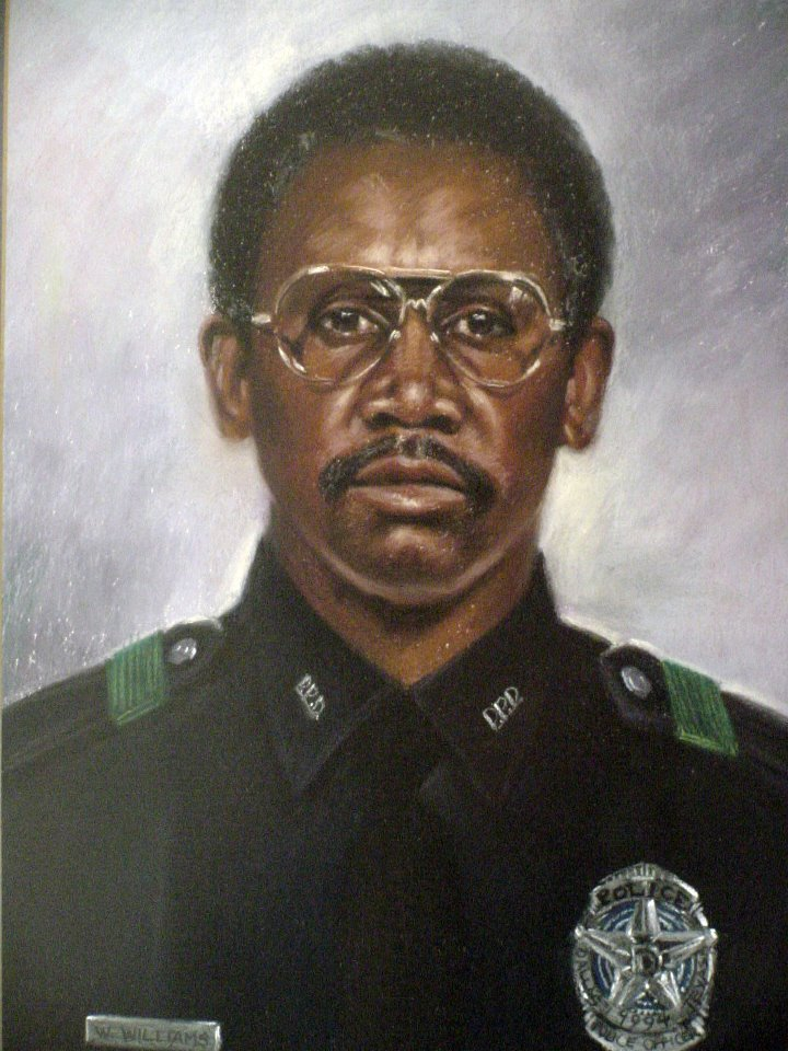 Officer Walter Leon Williams | Dallas Police Department, Texas