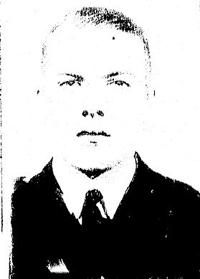 Patrolman Sargent M. Willis | Cincinnati Police Department, Ohio