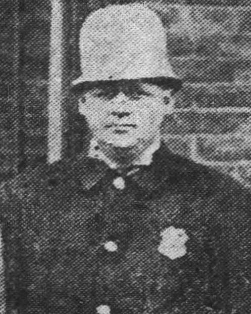 Patrolman Winfield S. Willis | Buffalo Police Department, New York