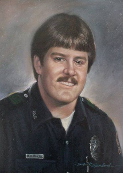 Officer Ronald Dale Baker | Dallas Police Department, Texas