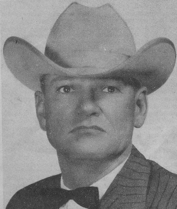 Sheriff Jalmar Lamar