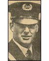 Police Officer Olof F. Wilson | Seattle Police Department, Washington