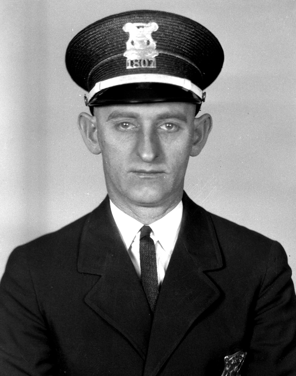 Police Officer Frank J. Winarski | Detroit Police Department, Michigan