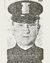 Police Officer Dayton A. Winegar | Detroit Police Department, Michigan