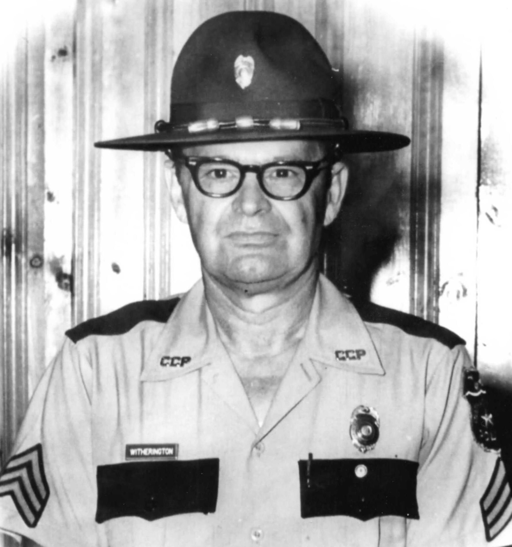 Lieutenant Dennis Witherington | Chatham County Police Department, Georgia