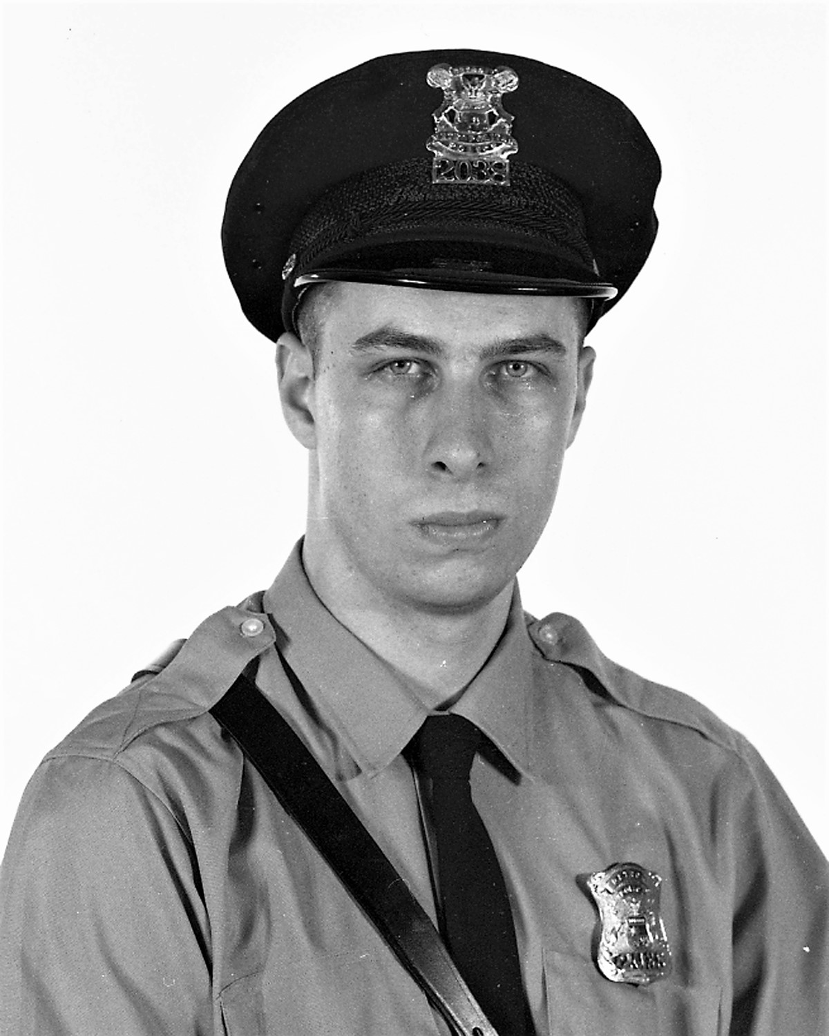 Police Officer James E. Wolframe | Detroit Police Department, Michigan