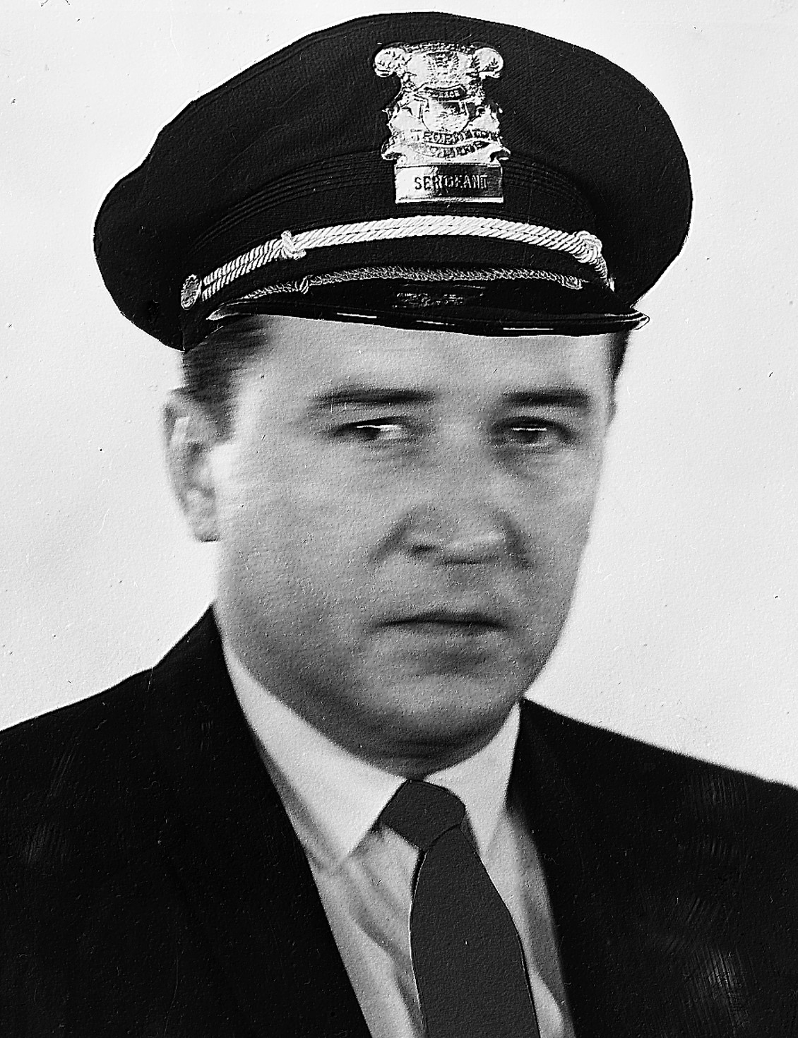 Sergeant Edward Wolski, Jr. | Detroit Police Department, Michigan