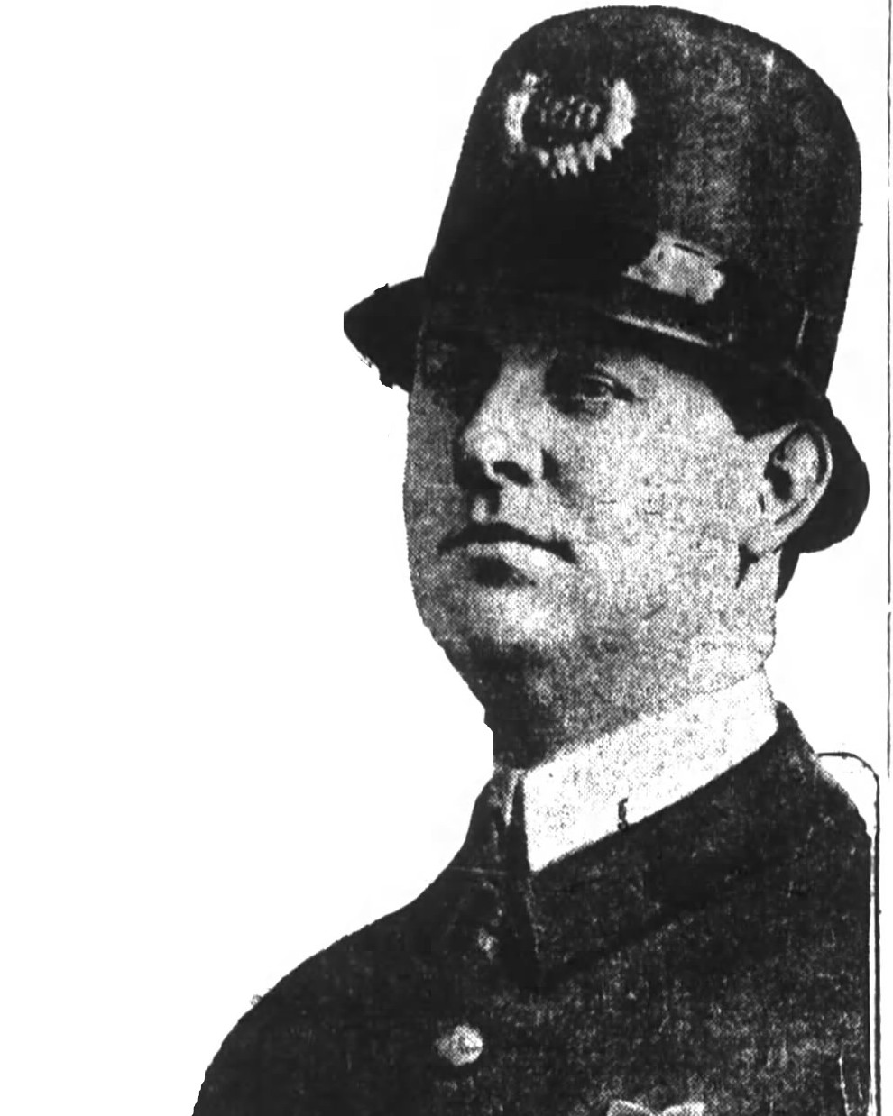 Officer Byron C. Wood | San Francisco Police Department, California