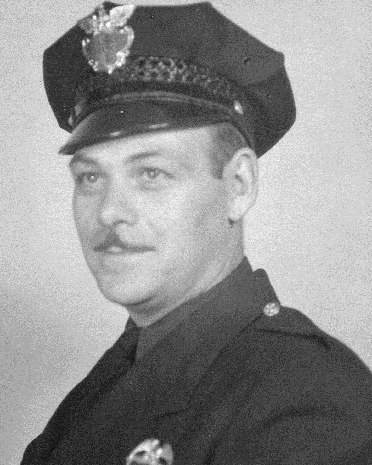 Patrolman Harold Worden | Racine Police Department, Wisconsin