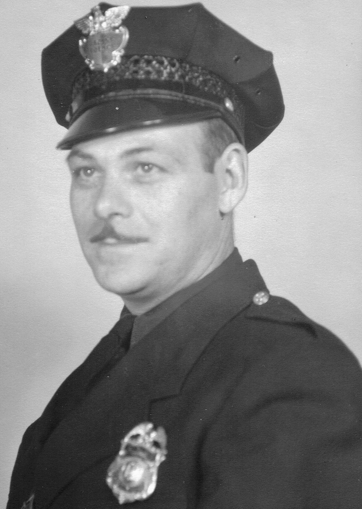 Patrolman Harold Worden | Racine Police Department, Wisconsin