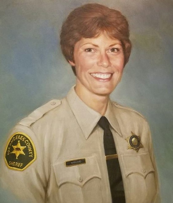 Reserve Deputy Sheriff Constance Ellen Worland | Los Angeles County Sheriff's Department, California