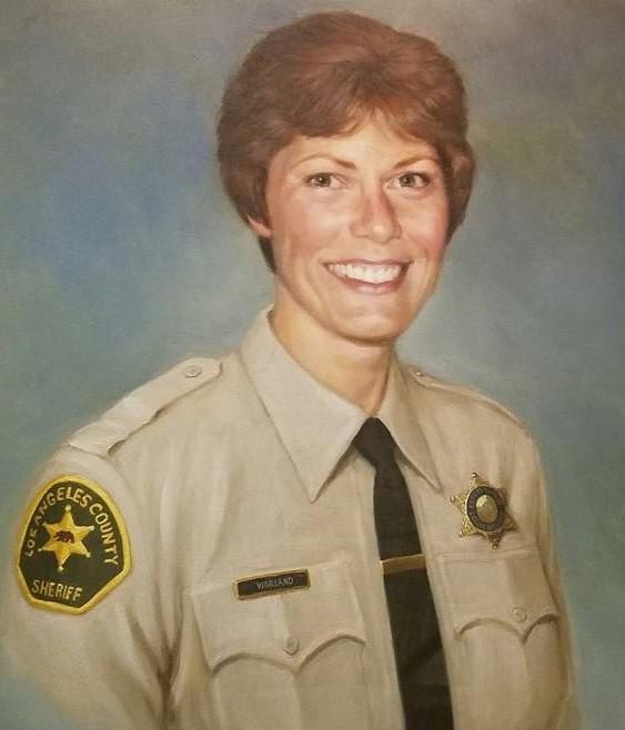 Reserve Deputy Sheriff Constance Ellen Worland | Los Angeles County Sheriff's Department, California