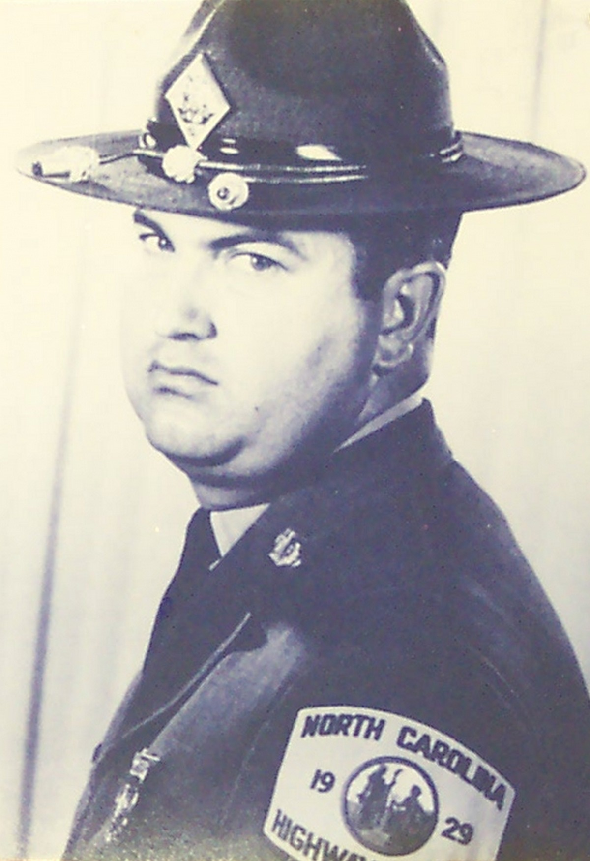 Trooper Raymond Earl Worley | North Carolina Highway Patrol, North Carolina