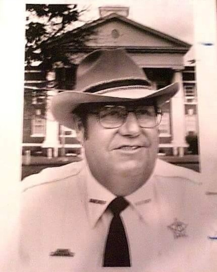 Sheriff Charles James Wright | Taylor County Sheriff's Office, Georgia