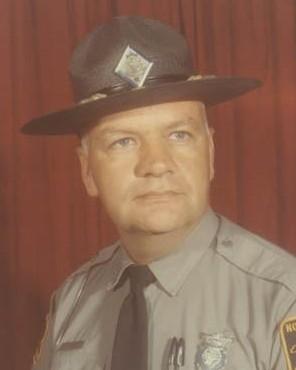 Patrolman Joseph Griffin Wright | North Carolina Highway Patrol, North Carolina