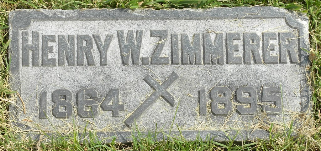Patrolman Henry Zimmerer | Cincinnati Police Department, Ohio