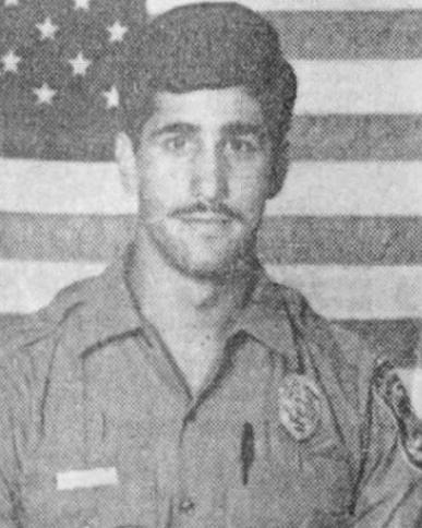 Detective Robert L. Zore | Metro-Dade Police Department, Florida