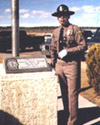 Sergeant Hoskie Allen Gene | Navajo Division of Public Safety, Tribal Police