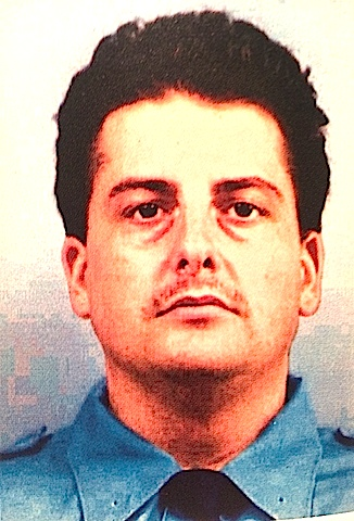 Police Officer Charles Oddo | New York City Police Department, New York