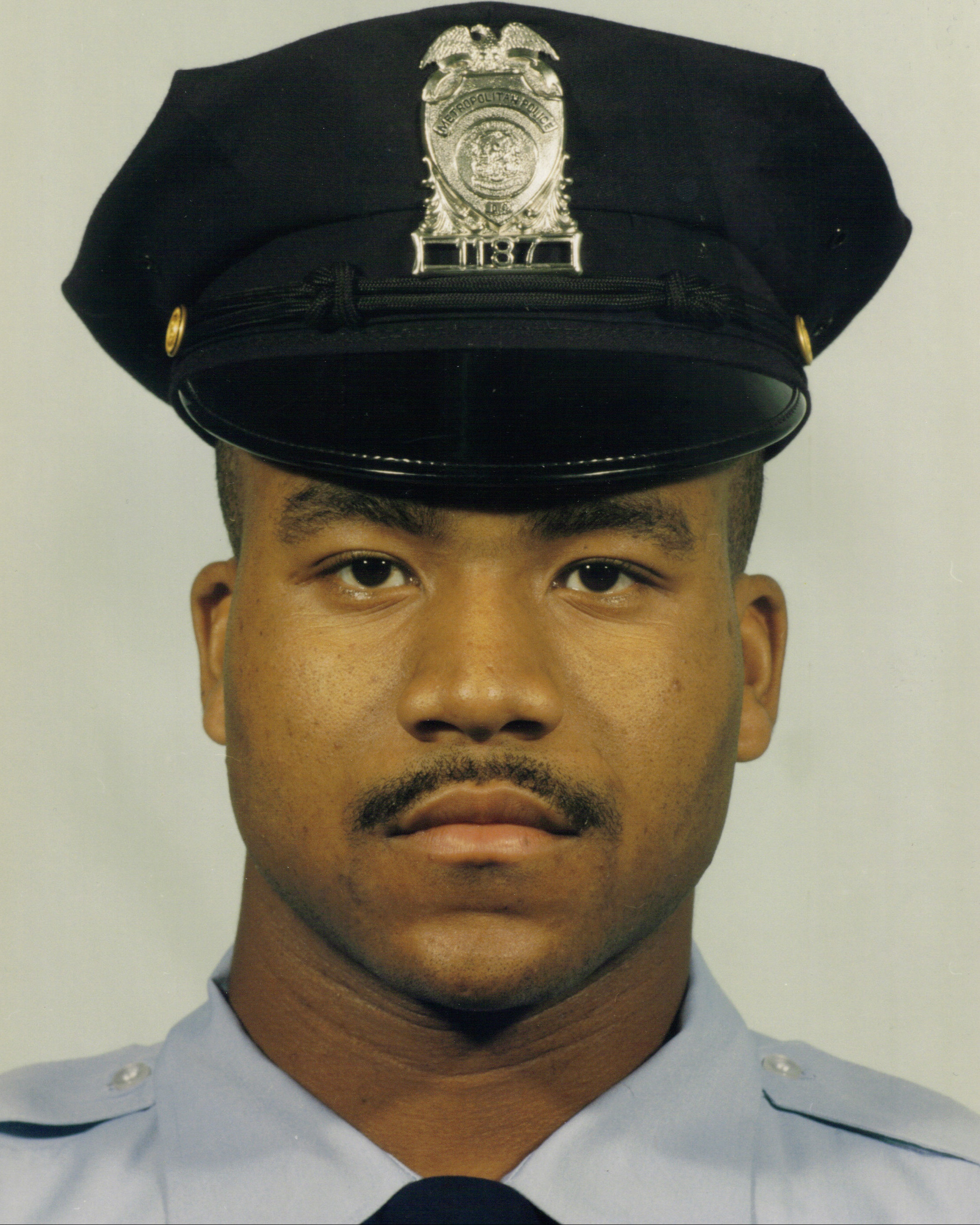 Master Patrol Officer Brian T. A. Gibson | Metropolitan Police Department, District of Columbia