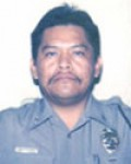 Police Officer II Samuel Anthony Redhouse | Navajo Division of Public Safety, Tribal Police