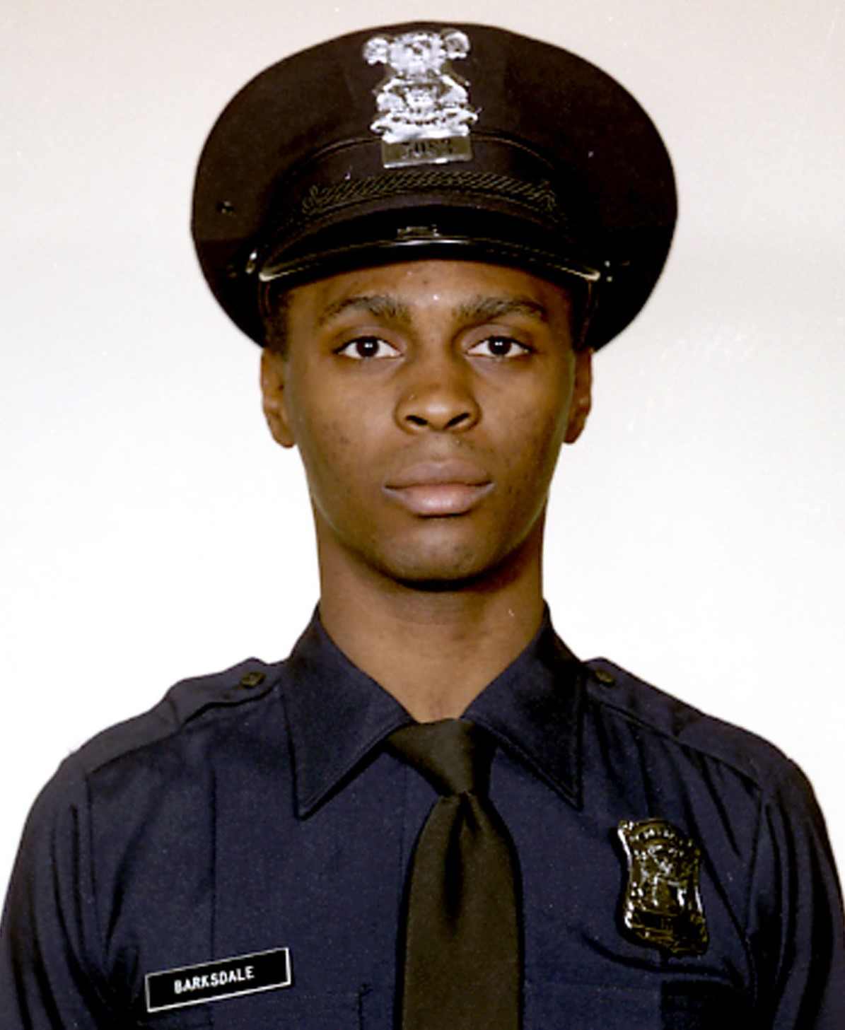 Police Officer Andre Barksdale | Detroit Police Department, Michigan