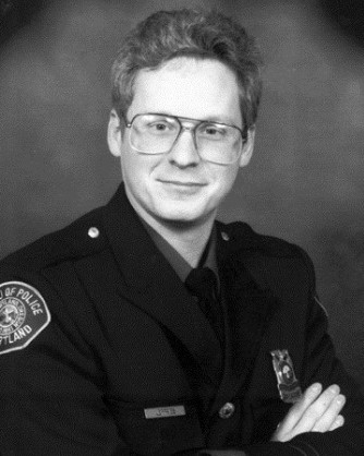 Officer Thomas Layton Jeffries | Portland Police Bureau, Oregon