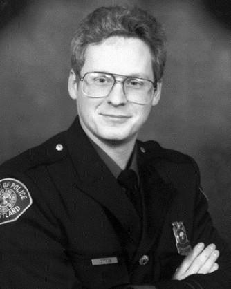 Officer Thomas Layton Jeffries | Portland Police Bureau, Oregon