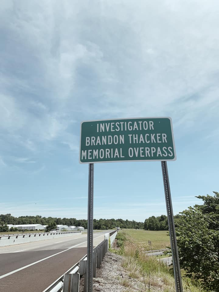 Investigator Brandon Heath Thacker | Kentucky Department of Alcoholic Beverage Control, Kentucky