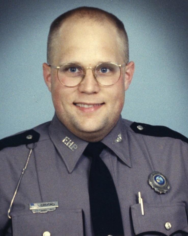 Trooper James Bradford-Jean Crooks | Florida Highway Patrol, Florida