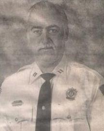 Captain Johnnie Richard Wyssbrod, Jr. | Helena Police Department, Arkansas
