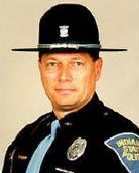 Master Trooper David Anthony Deuter   Indiana State Police, Indiana