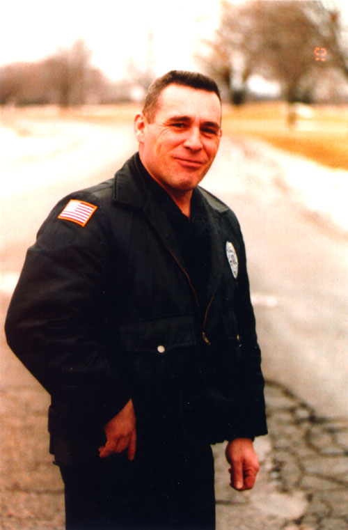 Sergeant Dennis H. Marcotte   United States Department of Defense - Selfridge Air National Guard Base Police, U.S. Government
