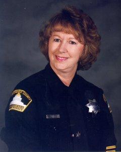 Deputy Sheriff Sandra Lee Larson | Sacramento County Sheriff's Department, California