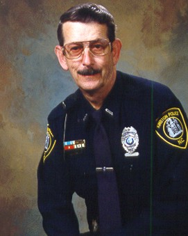 Officer Harley Franklin Guy | Kinston Police Department, North Carolina
