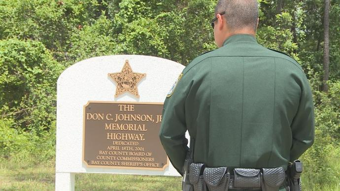 Deputy Sheriff Don Carlton Johnson, Jr. | Bay County Sheriff's Office, Florida