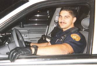 Police Officer Brian Michael DiBucci | Everett Police Department, Washington