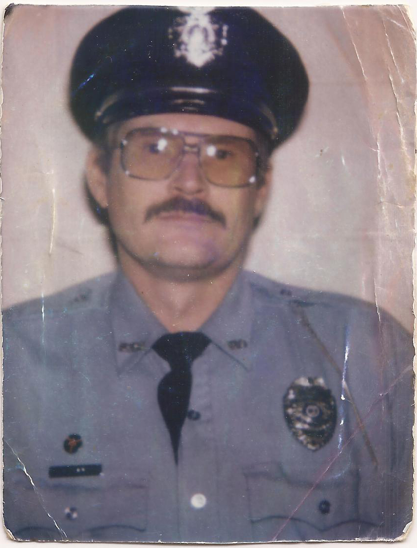 Patrolman John Richard Brummitt | Brookfield Police Department, Missouri