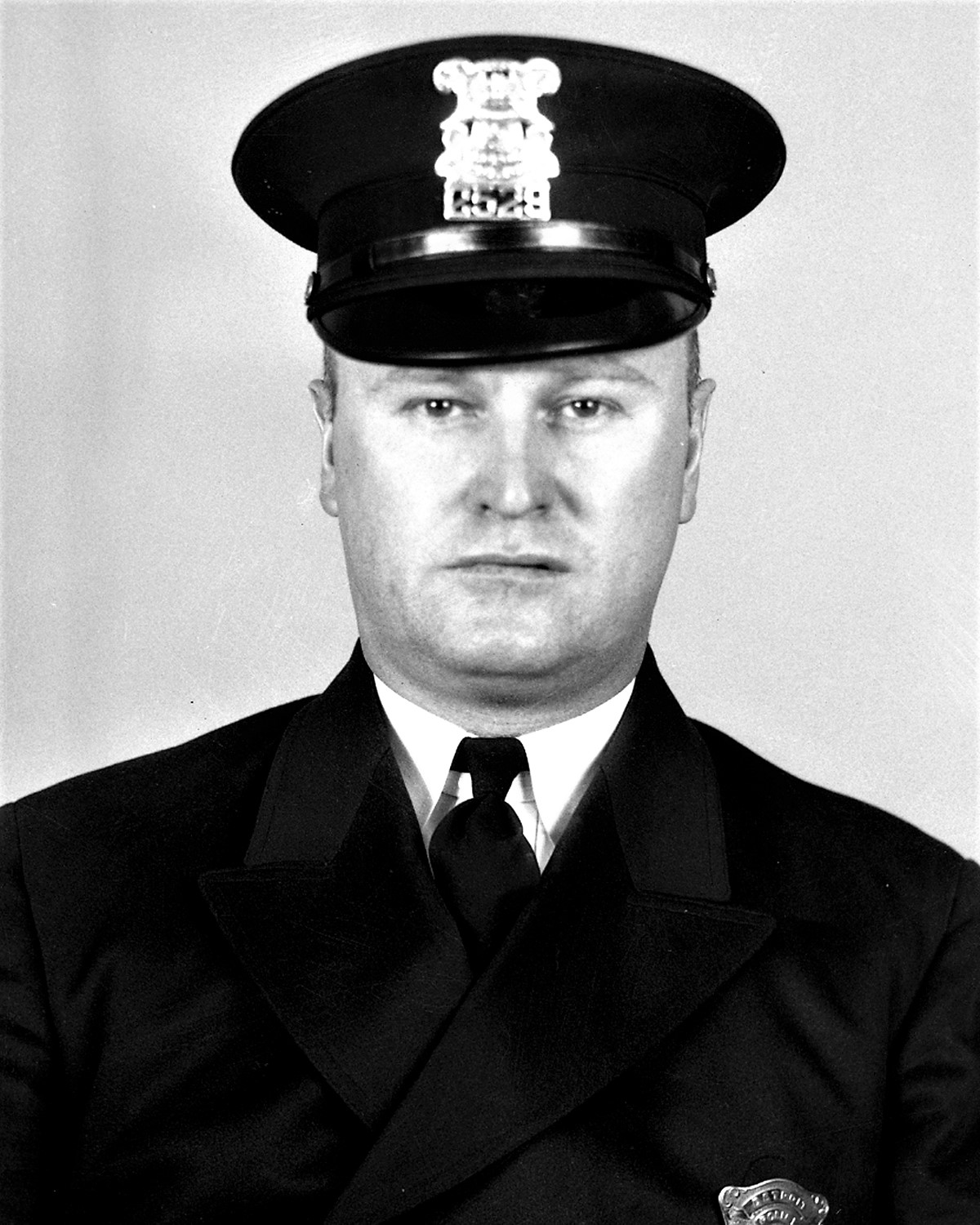 Sergeant John A. Barringer | Detroit Police Department, Michigan