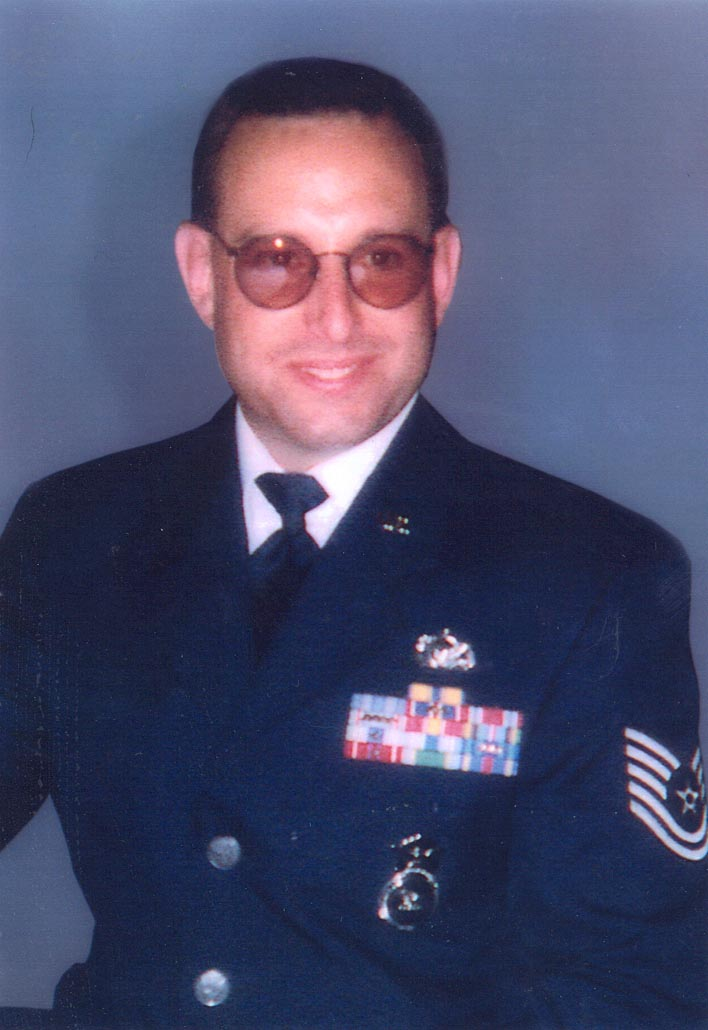 Technical Sergeant Charles Wesley Simons, III | United States Air Force Security Forces, U.S. Government