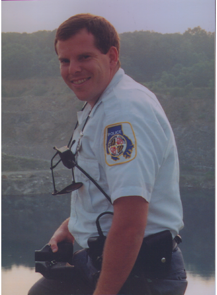 Sergeant Bruce Allen Prothero | Baltimore County Police Department, Maryland