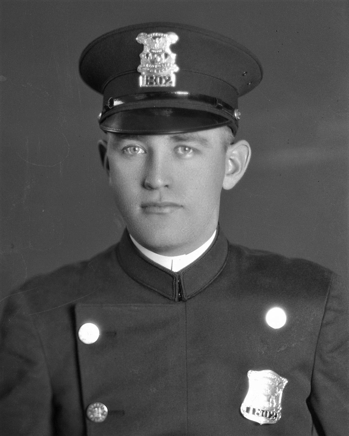 Sergeant George Barstad | Detroit Police Department, Michigan