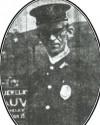 Patrolman Herman Henry Bartels | Wheeling Police Department, West Virginia